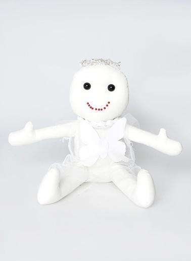 LSV Dükkan Beren Saat Tasarımı Bez Bebek Renkli